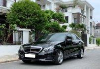 Cần bán Mercedes E200 năm 2014, màu đen lịch lãm giá 1 tỷ 150 tr tại Hà Nội