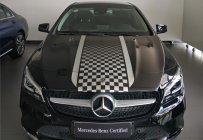Mercedes CLA200, 2019, màu đen, nhập khẩu, mới 99%, giá dưới 1 tỷ 4 giá 1 tỷ 330 tr tại Tp.HCM
