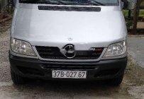 Cần bán xe Mercedes Sprinter 311 2009, màu bạc giá 318 triệu tại Nghệ An