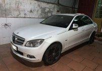 Bán ô tô Mercedes C230 đời 2008, màu trắng, giá chỉ 398 triệu giá 398 triệu tại Hà Nội