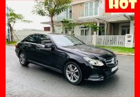 Bán xe Mercedes E250 màu đen model 2014 cũ giá tốt. Trả trước 400 triệu nhận xe ngay giá 1 tỷ 220 tr tại Tp.HCM