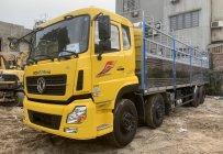 Xe 4 chân Dongfeng Hoàng Huy tải 17T9 giá rẻ - Trả góp 70 - 90% giá 1 tỷ 370 tr tại Hà Nội