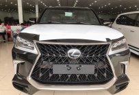 Cần bán Lexus LX 570 Super Sport đời 2019, màu đen, nhập khẩu nguyên chiếc giá 9 tỷ 100 tr tại Hà Nội
