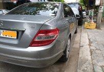 Xe Mercedes C200 năm sản xuất 2010, màu xám số tự động, giá tốt giá 495 triệu tại Đà Nẵng