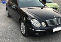 Mercedes E200 SX 2007, 1.8 nhập khẩu, màu đen giá 410 triệu tại Tp.HCM