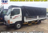 Xe tải Hyundai N250SL tải 2 tấn 4 thùng dài - Hyundai N250 thùng 4 met 4 - giá xe tải Hyundai N250 giá 300 triệu tại Tp.HCM