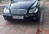Bán Mercedes C180K năm sản xuất 2004, màu đen, xe nhập giá 320 triệu tại Tp.HCM