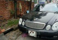 Thanh lý xe Mercedes E200 đời 2004, màu đen, giá chỉ 225 triệu giá 225 triệu tại Đồng Nai