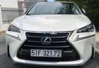 Bán xe Lexus NX 200T 2015, màu trắng, xe nhập  giá 2 tỷ 95 tr tại Trà Vinh