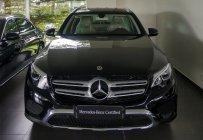 Bán Mercedes GLC200 đời 2018, màu đen, số tự động giá 1 tỷ 619 tr tại Tp.HCM