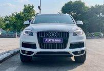 Cần bán gấp Audi Q7 năm 2014, màu trắng, nhập khẩu chính hãng giá 1 tỷ 820 tr tại Hà Nội