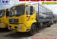 Xe tải Dongfeng Hoàng Huy B180 thùng dài 7m5 giá 750 triệu tại Tp.HCM