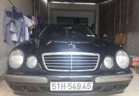Chính chủ bán Mercedes E240 đời 2002, màu đen   giá 178 triệu tại Tp.HCM