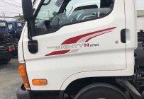 Xe tải Hyundai Mighty N250SL thùng dài 4m3 tải cao 2T4. Xe tải Hyundai 2T4 thùng 4m3 giá 550 triệu tại Bình Phước