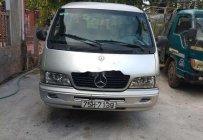 Bán Mercedes 140D sản xuất năm 2004, màu vàng, nhập khẩu  giá 102 triệu tại Quảng Nam