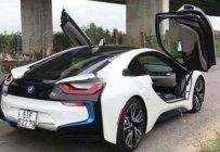 Bán BMW i8 năm sản xuất 2015, màu trắng, nhập khẩu giá 3 tỷ 650 tr tại Tp.HCM