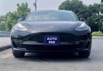 Tesla Model 3 đời 2018, màu đen, xe nhập giá 3 tỷ 299 tr tại Hà Nội