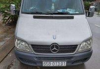 Bán lại Mercedes Sprinter đời 2007, màu bạc, xe nhập giá 190 triệu tại Kiên Giang