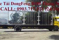 Xe tải DongFeng B180 nhập 2019. Xe tải DongFeng B180 HP180 mã lực. Xe tải DongFeng 7T5 B180 giá 990 triệu tại Long An