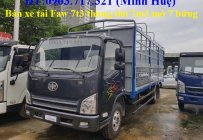 Xe tải FAW 7.3 tấn - 7T3 - 7,3 tấn thùng dài 6m2, giá bán xe tải FAW 7T3 thùng 6m3, ga cơ máy Hyundai giá 595 triệu tại Đồng Nai