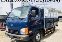 Xe tải Hyundai 2T4 - Xe Hyundai  2T4 N250SL thùng 4m3 giá tốt nhất giá 555 triệu tại Tp.HCM
