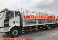 Xe tải FAW 7T25 nhập khẩu Euro 4, thùng dài 9m7 giá 990 triệu tại Long An