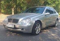 Bán Mercedes C180 đời 2004, màu bạc, nhập khẩu nguyên chiếc, biển Vip giá 210 triệu tại Tây Ninh