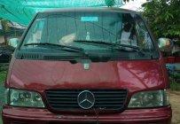 Cần bán lại xe Mercedes MB 140 2000, màu đỏ, xe nhập chính chủ giá 40 triệu tại Tiền Giang