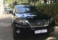 Cần bán lại xe Lexus RX 450H đời 2010, màu đen, nhập khẩu nguyên chiếc ít sử dụng giá 1 tỷ 490 tr tại Tp.HCM