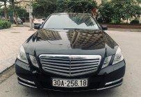 Cần bán lại xe Mercedes E300 đời 2010, màu đen giá 760 triệu tại Hà Nội