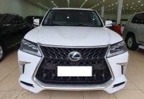 Bán Lexus LX570 Trung Đông sản xuất 2016, đăng ký T1/2019, siêu mới 99,999% giá 6 tỷ 900 tr tại Hà Nội