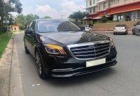 Chính chủ gửi bán xe Mercedes S450L Luxury 2019 Màu Đen nội thất Be Vàng giá rẻ hơn gần 800 triệu giá 4 tỷ 699 tr tại Hà Nội