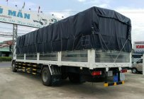 Đại lý bán xe tải FAW 7T25, thùng dài 10m, chuyên chở hàng quá khổ giá 965 triệu tại Bình Dương