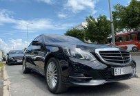 Xe Mercedes E200 2015, màu đen giá 1 tỷ 269 tr tại Tp.HCM