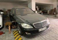 Cần bán lại xe Mercedes S550 2007, màu đen, nhập khẩu nguyên chiếc còn mới, giá 795tr giá 795 triệu tại Tp.HCM