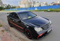 Bán Mercedes C180 đời 2003, màu đen độ body sport giá 360 triệu tại Tp.HCM