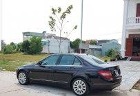Cần bán gấp Mercedes C200 đời 2007, màu đen, giá tốt giá 387 triệu tại Tp.HCM