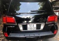 Cần bán Lexus LX 570 đời 2008, nhập khẩu nguyên chiếc xe gia đình giá 2 tỷ 280 tr tại Tp.HCM