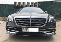 Bán Mercedes Maybach S450 màu đen, nội thất kem, xe sản xuất 2017 đăng ký 2018 tên cty lăn bánh 7 nghin Km , xe s giá 6 tỷ 400 tr tại Hà Nội