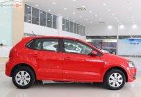 Cần bán Volkswagen Polo 1.6 AT sản xuất 2016, màu đỏ, nhập khẩu chính hãng giá 420 triệu tại Tp.HCM