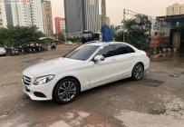 Cần bán xe Mercedes C200 2017, màu trắng, nhập khẩu giá 1 tỷ 290 tr tại Hà Nội