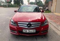 Xe Mercedes C250 sản xuất 2011, màu đỏ như mới, 635tr giá 635 triệu tại Hà Nội