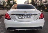 Bán ô tô Mercedes C300 năm 2017, màu trắng giá 1 tỷ 626 tr tại Hà Nội