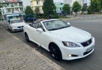Bán Lexus IS 250c năm sản xuất 2012, màu trắng, nhập khẩu chính chủ giá 1 tỷ 280 tr tại Tp.HCM