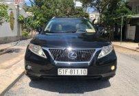 Cần bán lại xe Lexus RX 350 đời 2010, màu đen, xe nhập giá 1 tỷ 395 tr tại Tp.HCM