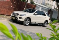 Cần bán Mercedes ML350 2012, màu trắng, xe nhập giá 1 tỷ 550 tr tại Hà Nội