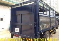 Xe tải Jac 1t99 bửng nâng. Bán xe tải Jac 1t99 bửng nâng thùng mui bạt dài 4m3 giá 485 triệu tại Bình Dương