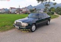 Cần bán lại xe Mercedes E240 đời 1990, màu xanh lam, xe nhập giá 38 triệu tại Phú Thọ