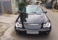 Bán Mercedes C200 sản xuất năm 2004, màu đen, xe nhập, số tự động  giá 195 triệu tại Tp.HCM