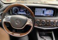 Bán xe Mercedes S500 đời 2017, màu đen, nhập khẩu chính hãng giá 4 tỷ 350 tr tại Tp.HCM